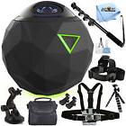360fly 4K Video Camera 10 Piece Everything You Need Bundle!!