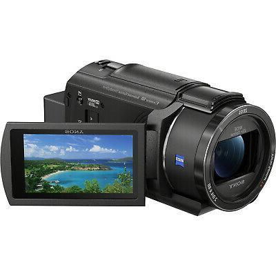 Sony 4K UHD Handycam Video Recording