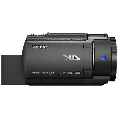 Sony Handycam Kit AX43 Video