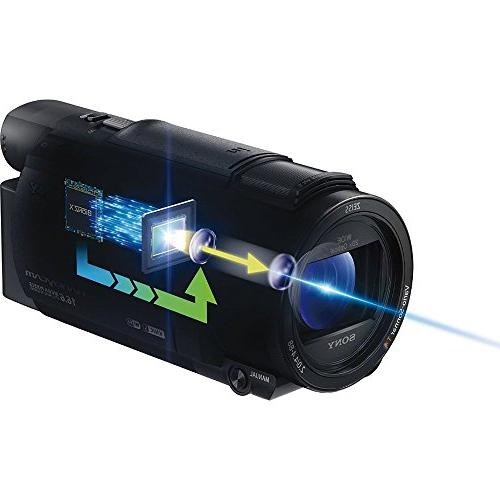 Sony Camcorder with Exmor CMOS Deluxe