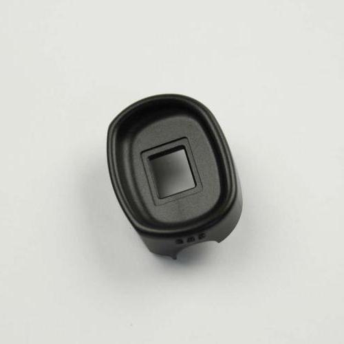 fdr ax53 camcorder view finder eyepiece eye
