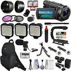 fdr ax53 handycam camcorder