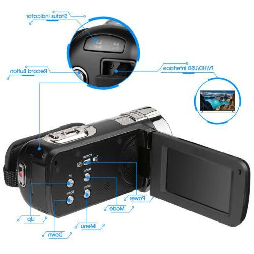 """16X HD 24MP View Digital DV 2.7"""""""
