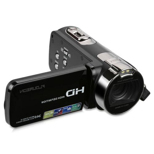 FULL Digital Video Camera 16x Light