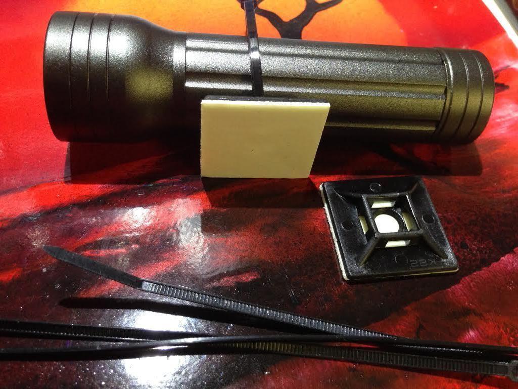 FIRE FIGHTER FLASHLIGHT BULLET HELMET CAM CAMERA 16GB