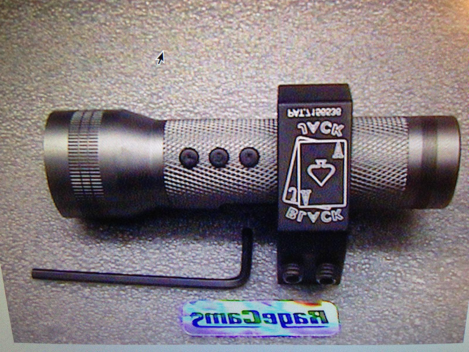 fire fighter flashlight bullet helmet cam audio
