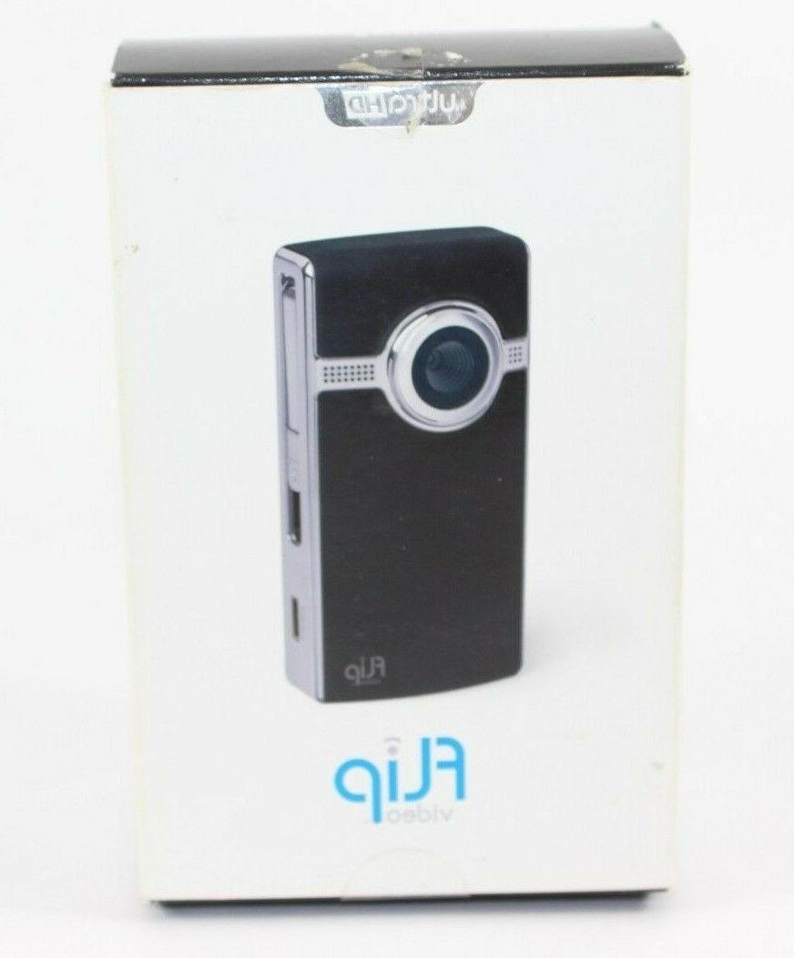 flip ultrahd video camera u2120b 8gb records