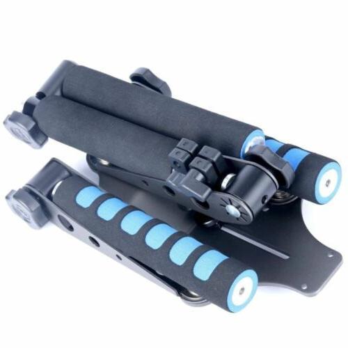 Fold Rig Movie DSLR Shoulder Stabilizer