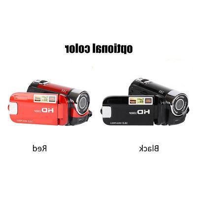 FULL HD 16X Camera Recorder