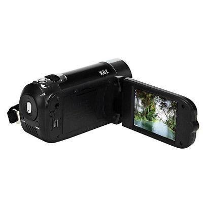 FULL 16X ZOOM Camera DV Video Recorder