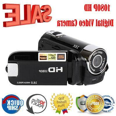 full hd 1080p 16mp 16x zoom digital