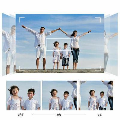 Video Camera Full Vision 16X Digital