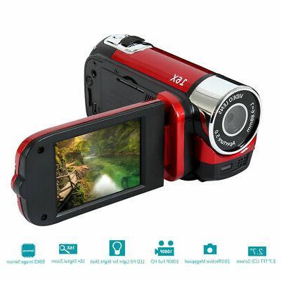 Video Full HD Vlogging Vision