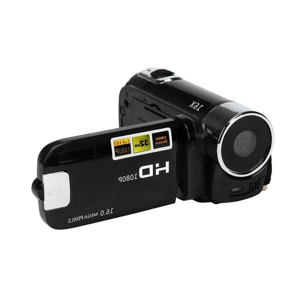Full HD 1080P Digital Camera DV HDMI TFT 16X