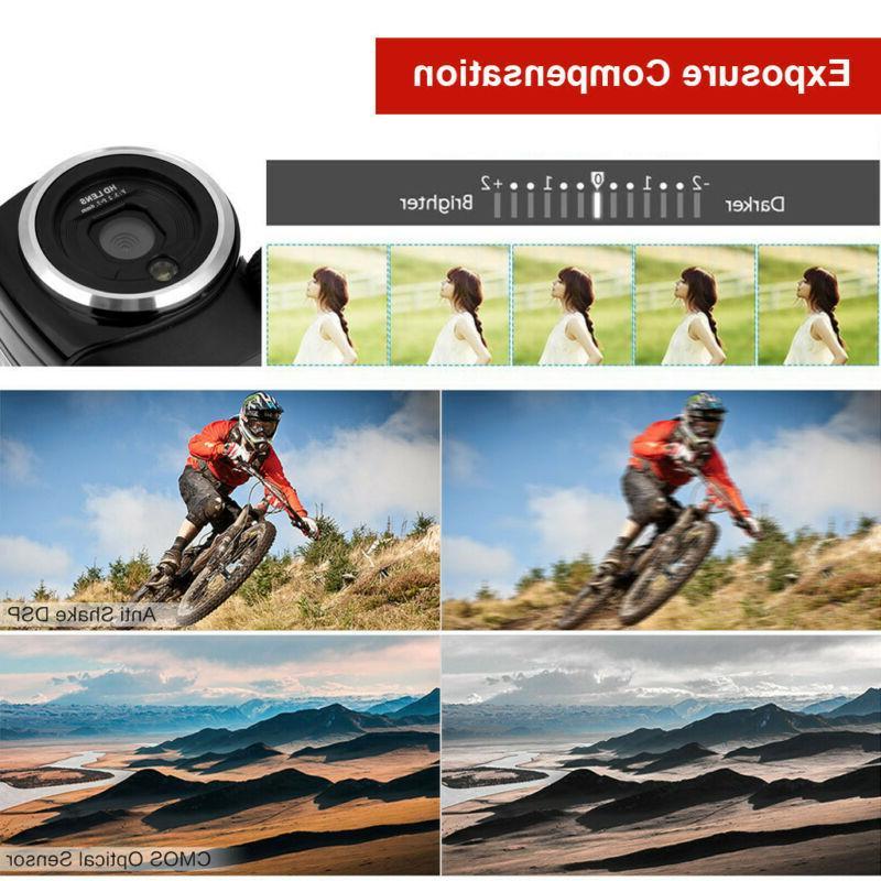 FULL 1080P LCD 16X Vision Digital Camera