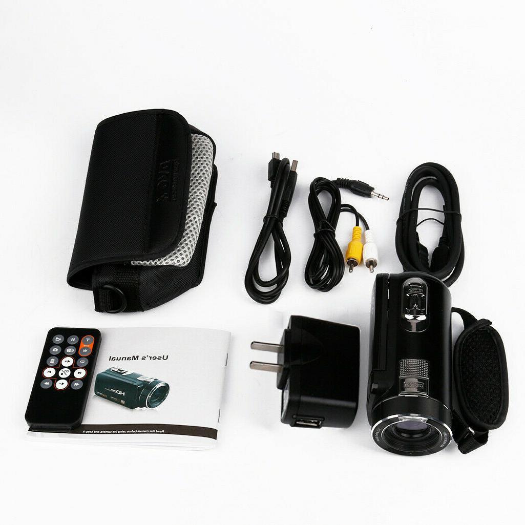 FULL LCD Vision DV Camera Camcorder