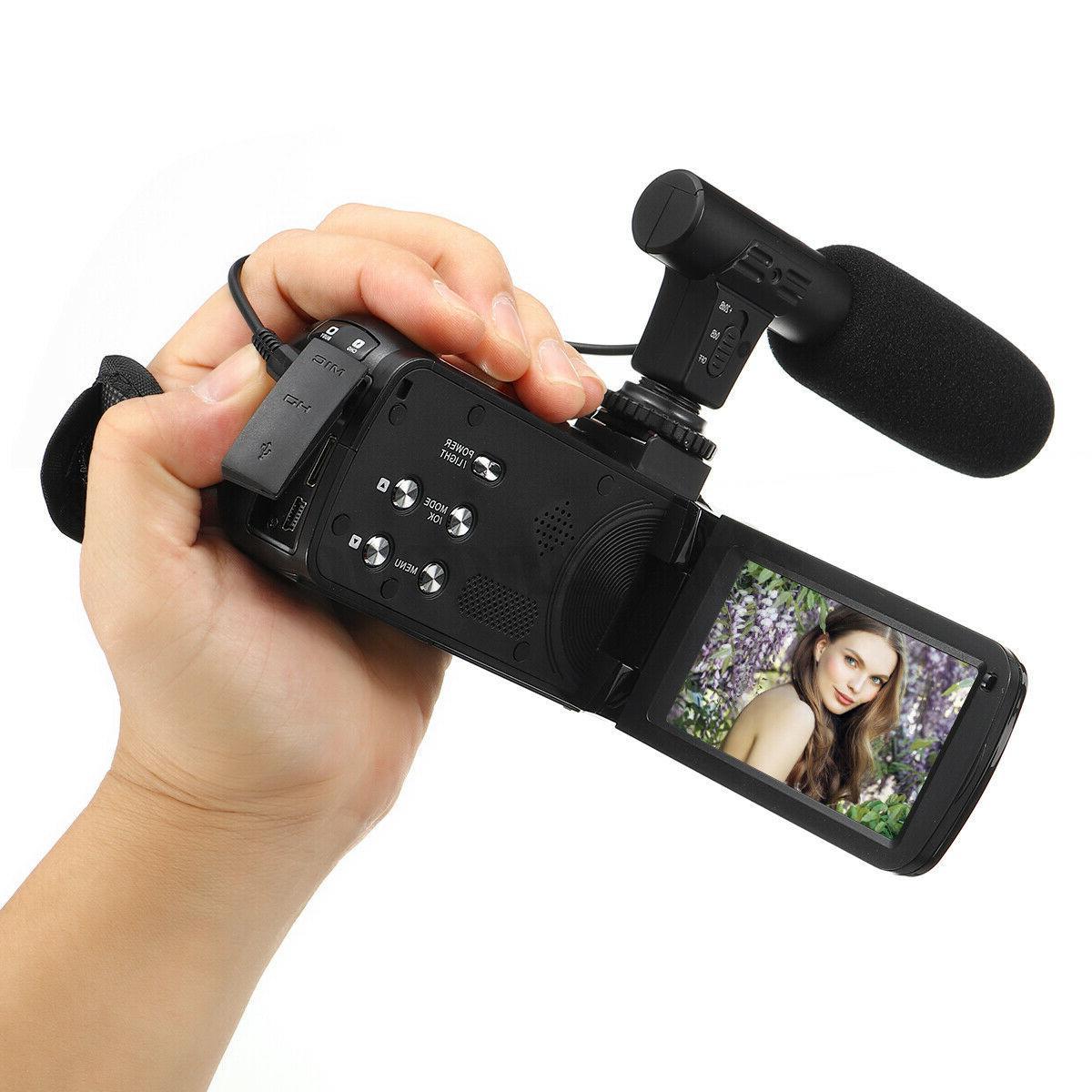 Full HD Camera YouTube Video