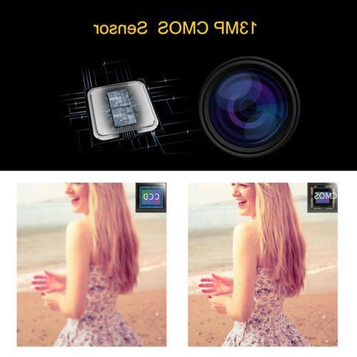 Full 270° WiFi Digital DV Camera