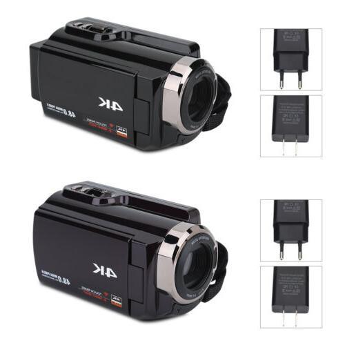 Full HD WiFi 16X Digital Camera