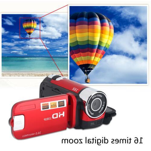 Full HD 270° Rotation WiFi 16X High Definition Digital Camc