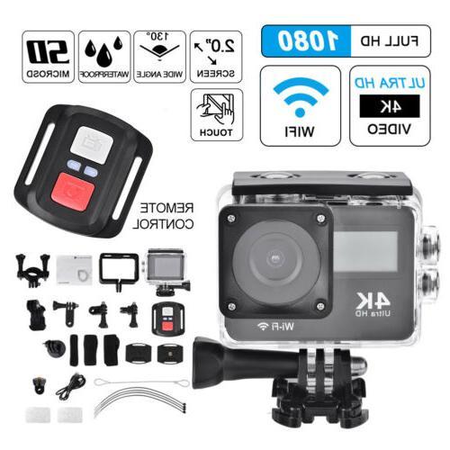 Full Camera Sport 1080P/4K
