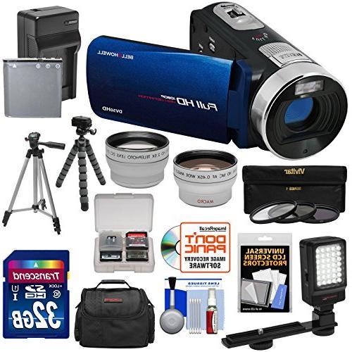 Bell & Howell Fun Flix DV50HD 1080p HD Video Camera Camcorde