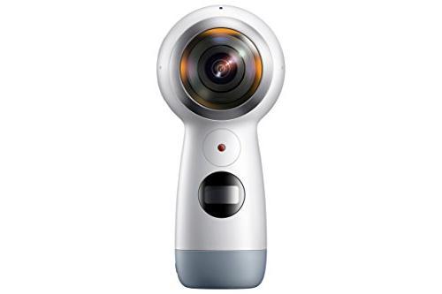 Samsung Gear 360 SM-R210  Spherical Cam 360 degree 4K Camera