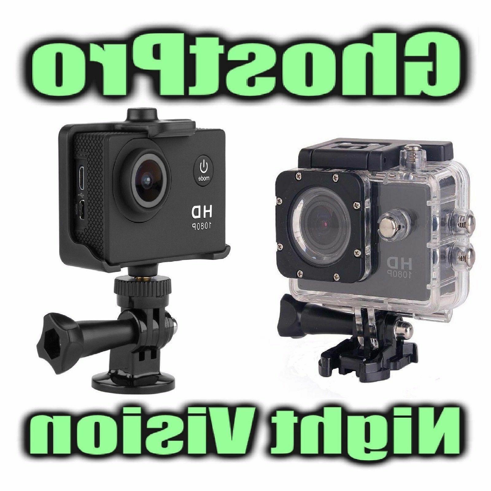 Ghost Hunting Full Spectrum Night Vision GhostPro Waterproof