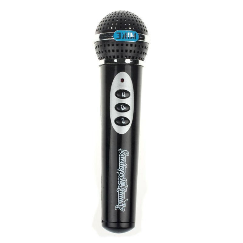Girls Mic Karaoke Singing Boy Kid Gift Educational