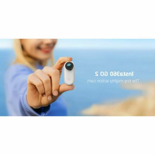 Insta360 GO 2 Miniature Action Camera