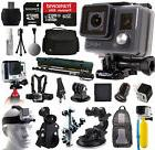 NEW GoPro HERO Action Camera + 32GB Ultimate Accessories Bun