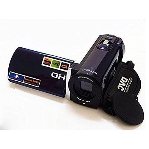 """GordVE KG0018 16MP Camera DV Mini Camcorder with 3.0"""" Display Zoom"""