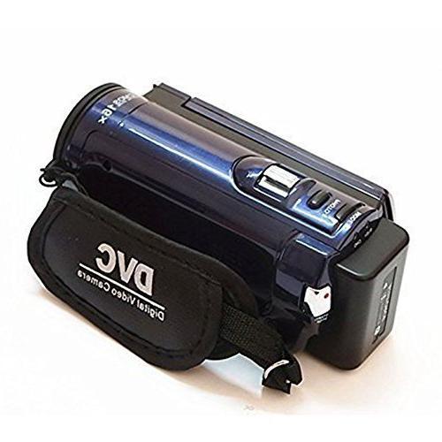 """GordVE KG0018 16MP Camera DV Video Mini DV Camcorder 3.0"""" 16x Zoom"""