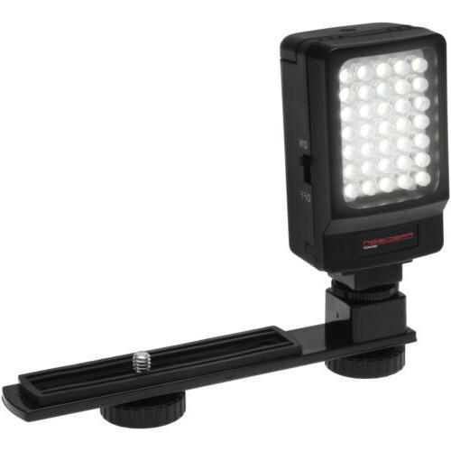 C-Shaped Bracket for Camcorder Video Light