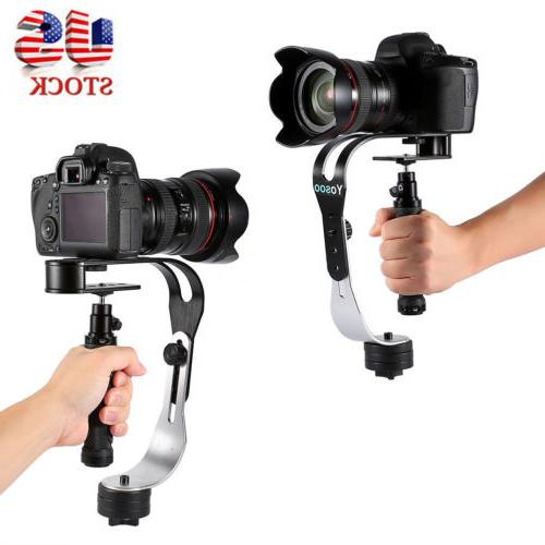US Handheld Camera Stabilizer Video Steadicam Gimbal For DSL