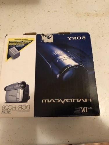 Sony Handycam DV Camcorder
