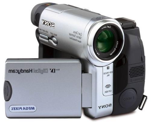 handycam dcr trv33 minidv camcorder