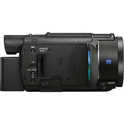 Sony FDR-AX53 Digital Camcorder 3 Touchscreen LCD R - - Megapixel - XAVC S, AVC, - 20x Optical Zoom - 250x Optical - HDMI USB -