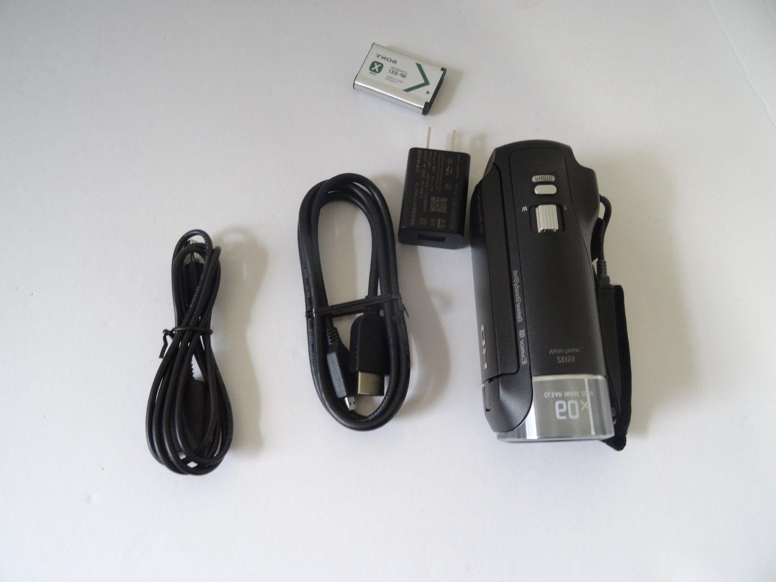 Sony Handycam 1080p HD 60x Camera Camcorder