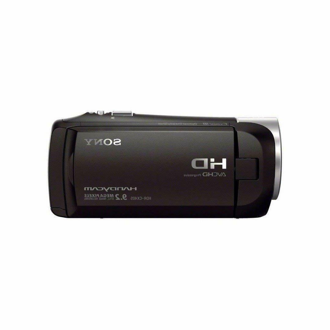 handycam hdr cx405 camcorders