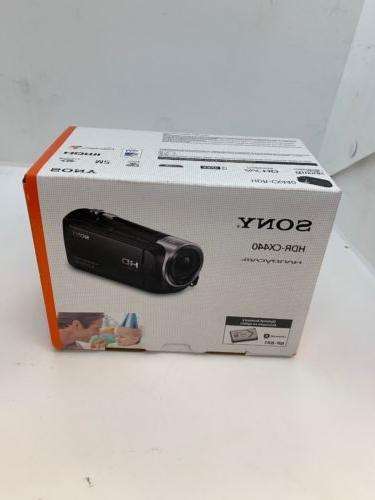 handycam hdr cx440 8gb wi fi 1080p