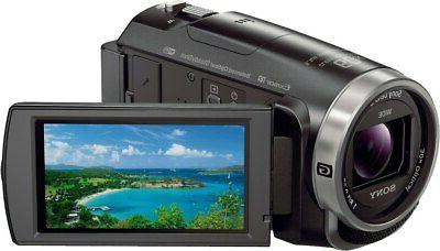 handycam hdr cx675 camcorder