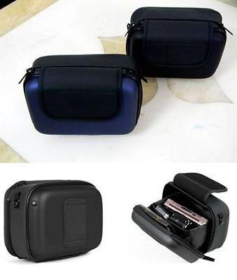 hard camcorder case bag + strap for Canon VIXIA HF R72, R700