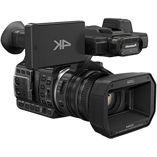 Panasonic HC-X1000 4K Ultra HD Wi-Fi Video Camer