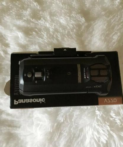 Panasonic HC-V770K Full HD Handheld