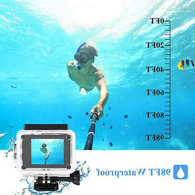 Camera Waterproof Adjustable Camcorder