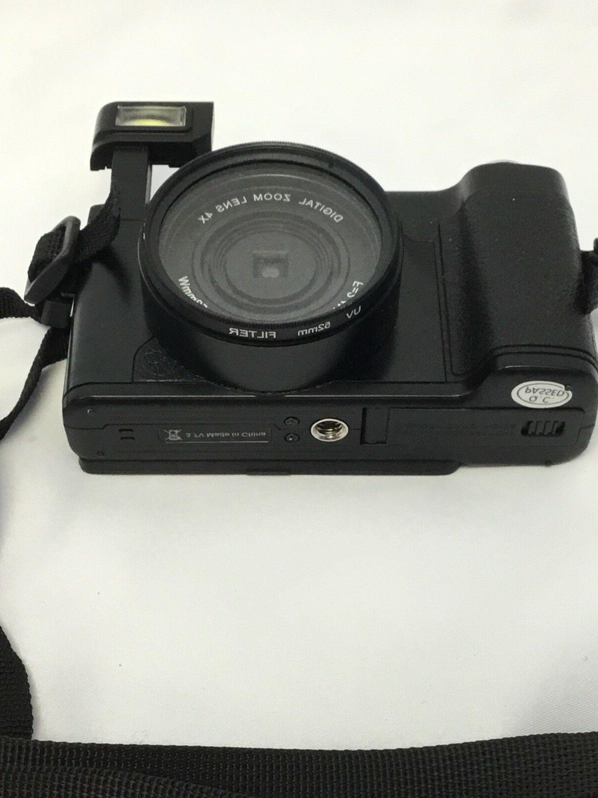 SEREE HD Digital Camcorder Full 24.0 Zoom