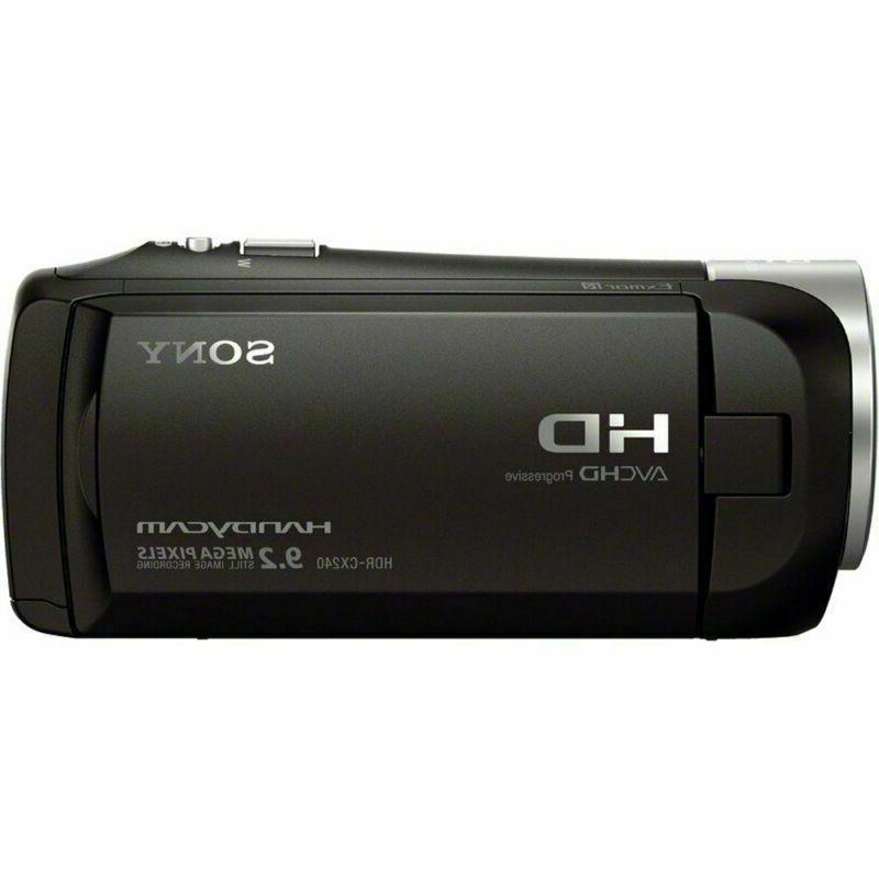 HD Handycam HDRCX405 Bundle 32GB