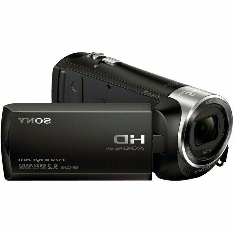 HD Recording Handycam 32GB Micro SD
