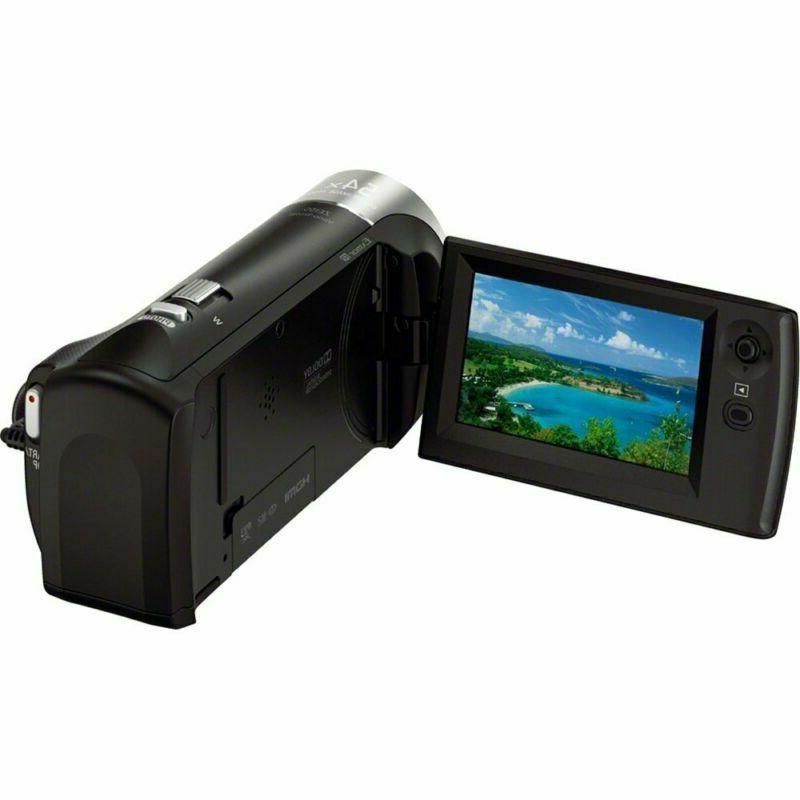 HD Handycam Camcorder 32GB SD